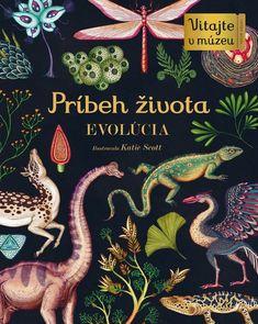 Nádherne ilustrovaná výnimočná kniha, ktorá názorne ukazuje vývoj života na Zemi od najjednoduchších organizmov až po človeka. Namiesto jednotlivých strán obsahuje dvojmetrové leporelo s časovou osou, na ktorej sú jedinečnými kresbami zobrazení najvýznamnejší predstavitelia rôznych štádií evolúcie rastlinnej a živočíšnej ríše.