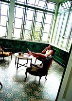 CASA AMARELO par Robert Le Héros   Maison d'hôtes Santa Teresa - Rio de Janeiro   Hôtel   Auberge