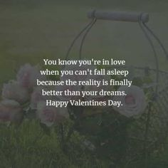 50 Valentine's day quotes and Valentine's day messages. Here are the best Valentine's day quotes and sayings to convey the love for your spe. Best Valentines Day Quotes, Valentines Day Messages, Happy Valentines Day, Romantic Messages, Sweet Messages, Valentine's Day Quotes, How To Fall Asleep, Are You Happy, Quote Of The Day