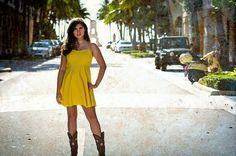 South Florida Photography / Boynton Beach / Senior Pictures / Senior Portraits / School Portraits / Fuzzy Dog Photography / Boynton Beach Photographer