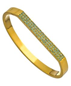 Tiffany Chou Swarovski Pacific Bangle      Price: $188.00