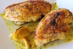 Šťavnaté kuřecí prsa