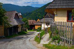 Vlkolínec - UNESCO World Heritage