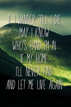 The Longer I Run~Peter Bradley Adams