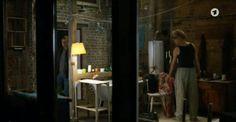 Filmbilder von 'Weissensee' Staffel 3 – Szenenbild Frank Godt – Kamera Michael Wiesweg – Regie Friedemann Fromm