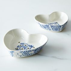 Coeur à la Crème Molds (Set of 2) by Art et Manufacture