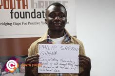 This is Phillip from Nigeria who believes that technology is an important priority. The Post-2015 Consensus youth forums are a platform for young people around the globe to express their top priorities for post-2015 development agenda! For more information visit www.post2015consensus.com/youth-forum