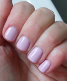 SMITTEN...in cleveland: Spring Mani Time - Shellac Cake Pop & Gelish All Dahlia-ed Up