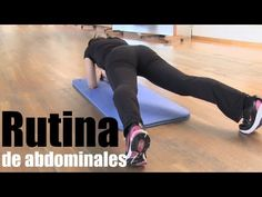 Vientre plano: Rutina ejercicios de abdominales isométricos