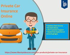 Liberty Videocon private car package plan offers cashless servicing across 1900 cashless garages in India. Buy and renew a car insurance policy at LVGI with the attractive and discount prices. Click here to know more about LVGI Car insurance policy: https://www.libertyvideocon.com/our-products/private-car-insurance or call us at toll free number: 1800-266-5844 for further query.