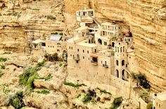 St. George's Monastery by Danny  Cohen, via Flickr