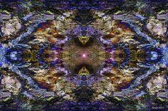 Title: Portal To The Unseen Artist: Atousa Raissyan Medium: Photograph - Digital Art - Photography