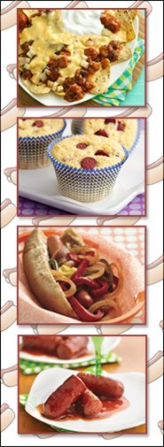Guilt-Free Hot Dogs, Recipes with Hot Dogs, Hot Dog Tips & Tricks | Hungry Girl