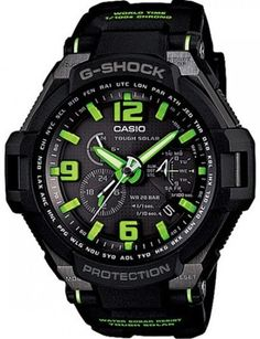 Casio Men's G1400-1a3dr G-shock Aviation Black « Delay Gifts