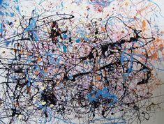 Jackson Pollock - No. 21