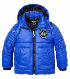 RUUM boys 'Puff Jacket'  | Ruum. If you liked Ruum, you'll LOVE kidpik! Get more info at www.kidpik.com