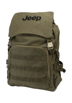 Jeep Gear: Product'Jeep® Field & Co.™ Scout Compu-Backpack'