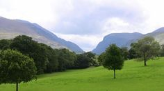 One of the amazing views of the Gap of Dunloe from the Hotel Dunloe Castle where we stayed in Killarney, Ireland