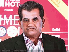 India's real challenge is to grow at 9-10 per cent: Niti Aayog CEO Amitabh Kant - The Economic Times