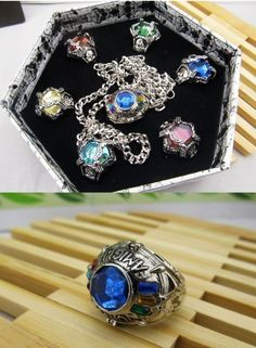 These vongola rings!!!