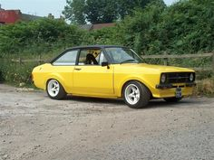 How low can you go? Mk2 escort - Page 2