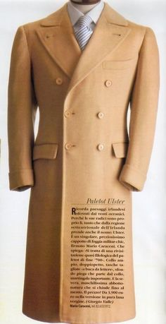 The Official Classic Men's Coats Thread Man's Overcoat, Winter Overcoat, Mens Winter Coat, Sharp Dressed Man, Well Dressed Men, Winter Trench Coat, Trench Coats, Clothing Store Displays, Dapper Suits