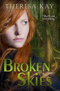 Broken Skies (Broken Skies, by Theresa Kay Jan Sci Fi Novels, Ya Novels, Warrior Names, Upcoming Series, Indie Books, Love Cover, Ya Books, Author, Libros