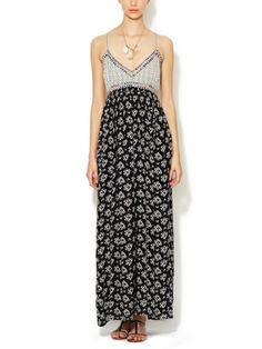 V-Neck Maxi Dress by Love Same on sale now on #Gilt. #fashion #style