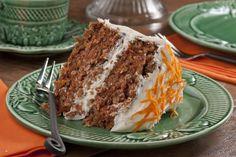 The Best Carrot Cake Ever   mrfood.com