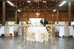 Balls Falls Big Barn Wedding