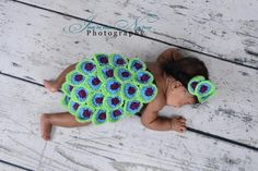 crochet peacock pattern | Pretty Peacock Cape ... by leighannatwell | Crocheting Pattern