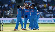 India vs New Zealand 2nd ODI: Hosts Win by 6 Wickets in Pune Series Levelled at 1-1