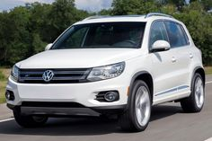 The 2014 Volkswagen Tiguan offers just about everything a compact crossover should, though its a little conservative in style and feel. Find out why the 2014 Volkswagen Tiguan is rated by The Car Connection experts. Tiguan Vw, Tiguan 2014, Ferdinand Porsche, Volkswagen Germany, Tiguan R Line, Subaru Models, Volkswagen Models, Car Volkswagen, Automobile