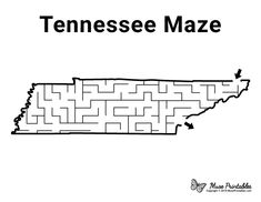 Mazes For Kids Printable, Printable Worksheets, Free Printables, School Worksheets, Worksheets For Kids, Activity Sheets For Kids, Paper Puppets, Schools First, Letter T