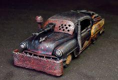 Machinas. Car Wars.