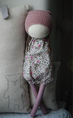 Les poupées de MUC-MUC Hand Made World - Plumetis Magazine
