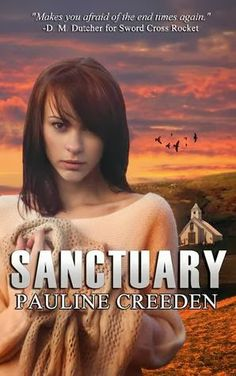 Aliens, Zombies, and a little bit of Revelations!!  Tour! A Review of Sanctuary by Pauline Creeden