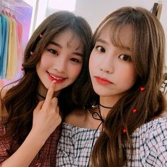 New Love Arrives Hairpiece – Somethin' Sweet Ulzzang Couple, Ulzzang Girl, Korean Fashionista, Korean Accessories, Twin Outfits, Girl Couple, Cute Korean Boys, Ulzzang Fashion, Female Images