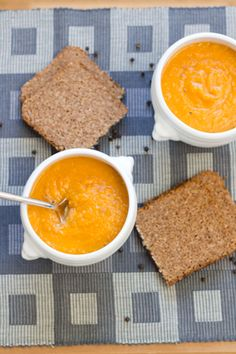Love Food Hate Waste: Lentil and Sweet Potato Soup