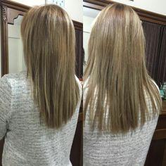 Hair long hair hair color hairstyles hairstyle braided hair beauty beautiful girl fashion style