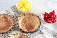 Receta Comodín: masa quebrada dulce para tartas | Cocinar en casa es facilisimo.com