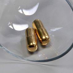 Wedding Pills by Ted Noten, pillole d'oro 585, collezione Rituals