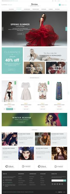 Fitshop is a #Woocommerce Responsive #WordPress #Template suitable for any kind of Mobile #Shop, Computer #Store, Hightech Store, Gift Shop, Electronics shop and all kinds of marketplace business that needs a feature rich and beautiful presence online. #website #design #template #eCommerce