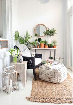 Mood: Plants, Neutrals, Light & Bright