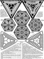 "Gallery.ru / Alleta - álbum ""motivos triangulares"""
