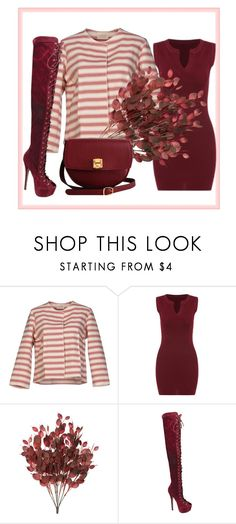 """Mia"" by bren-johnson ❤ liked on Polyvore featuring A Me Mi and The Code"