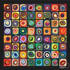 Images : Kandinsky Prints