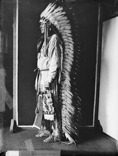 Porcupine (aka Harvey White Shield) – Southern Cheyenne – 1907