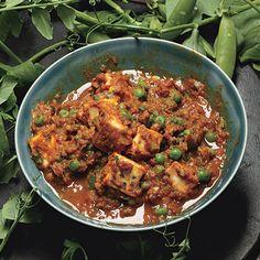 Paneer Curry with Peas Photo - Curry Recipe   Epicurious.com