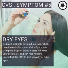 Eye diseases you need to look out for when using your PC The Retina, Itchy Eyes, Eye Drops, Campaign, That Look, October, Let It Be